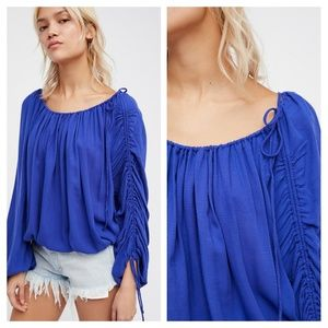Free People Worlds Away Top
